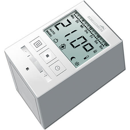 Schellenberg 10731 Smart Home Heizkörperthermostat