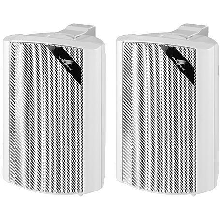 MONACOR EUL-30/WS ELA-Universal-Lautsprecherboxen