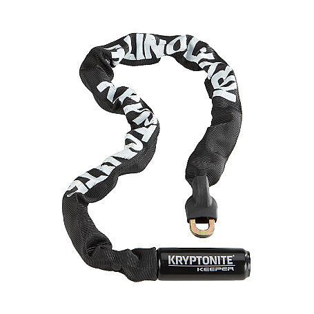 Kryptonite Keeper 785 Integrated Chain schwarz