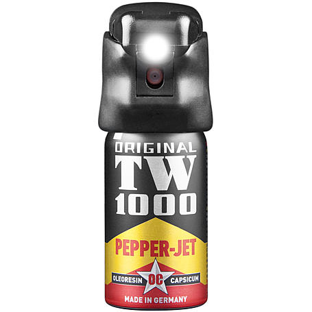 Hoernecke TW1000 Pepper-Jet Man 40 ml + LED