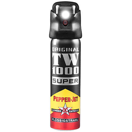 Hoernecke TW1000 Pepper-Jet Super 75 ml + LED