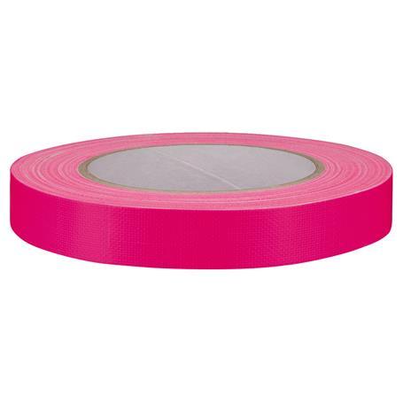 Gaffa-Tape Neon 19mm breit - 25m lang, neon pink