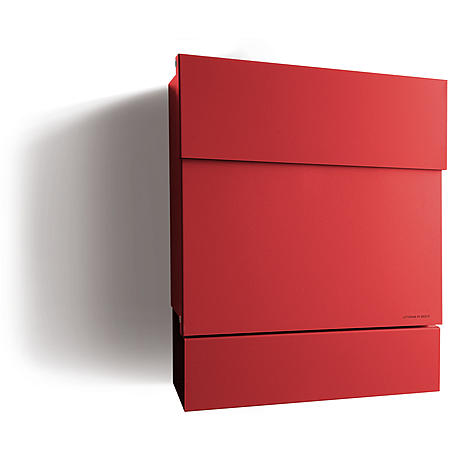 Radius Briefkasten Letterman 5 rot
