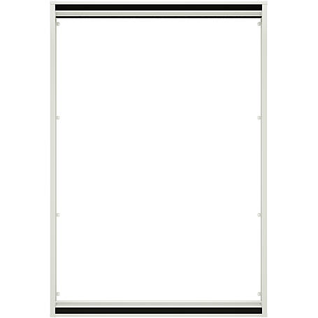 Kombi Dachfenster Plissee 110 X 160 Cm Weiss Expert Security De