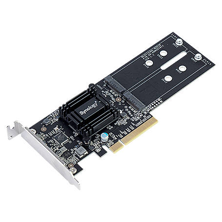 Synology M2D18 M.2 SSD-Adapter