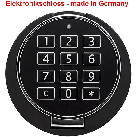Atlas Tresor TA S22E Elektronisches Zahlenschloss