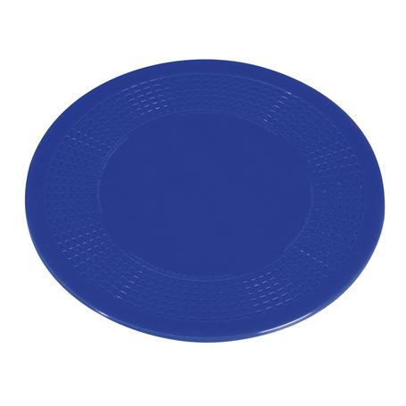 Weichgummi Anti-Rutsch-Unterlage blau