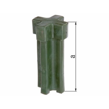 Einschlag-Werkzeug für Bodenhülsen 70x70 und Ø80