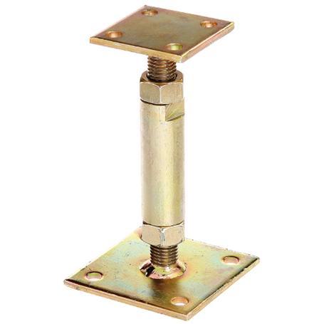 Pfostenträger höhenverstellbar 150-190mm