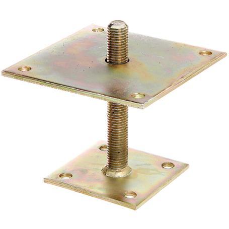 I-Pfostenträger höhenverstellbar 30-150, 150x150mm