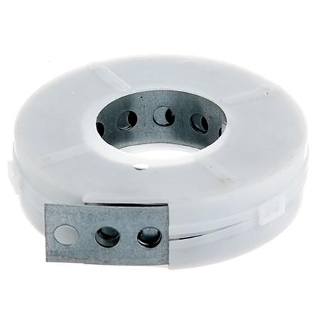 Lochband in Abrollkassette sendz.vz. 20mm/3m