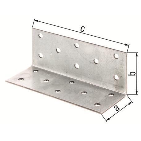 Winkelverbinder vz 40x40x100mm