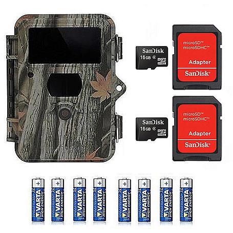 Dörr Snapshot Mini Black 5.0 2x16GB SDHC+Batterien