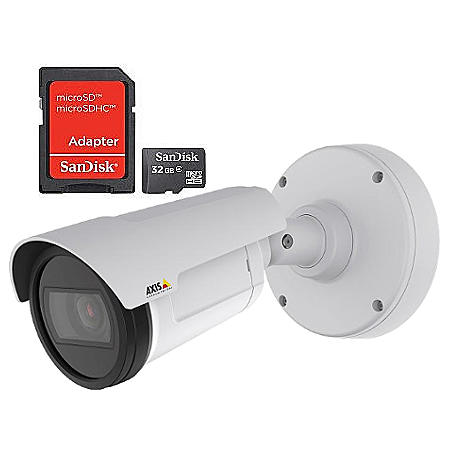 Axis P1405-LE MKII IP-Kamera mit 32GB SD-Karte