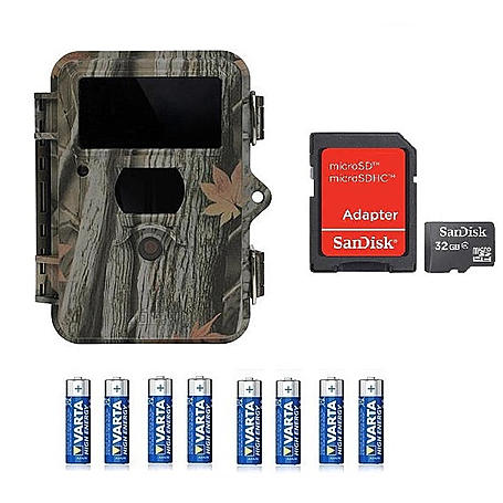 Dörr Snapshot Mini Black 5.0 camo 32GB + Batterien