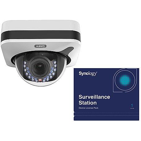 Abus IP-Kamera IPCB71500 720p + Synology Lizenz