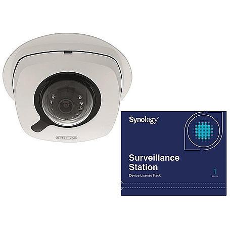 Abus IP-Kamera IPCB42501 1080p + Synology Lizenz