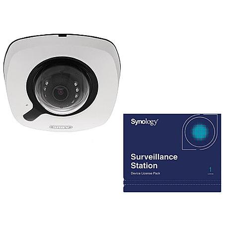 ABUS IP-Kamera IPCB42551 1080p + Synology Lizenz