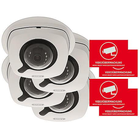 abus 4er ip kamera set ipcb42500 1080p aufkleber expert. Black Bedroom Furniture Sets. Home Design Ideas