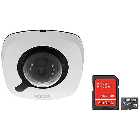 ABUS IP-Kamera IPCB42515A 1080p + 32 GB SD-Karte