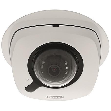 Abus Kamera IPCB42500 + Steinel Strahler XLed10 sw