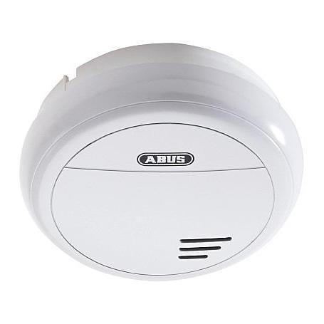 ABUS Rauchmelder RM10 + Magnet-Befestigung - 10er