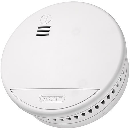ABUS Rauchmelder RWM50 + Magnet - 10er
