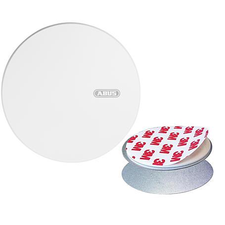 ABUS Funk-Rauchmelder RWM450 + Magnet - 2er