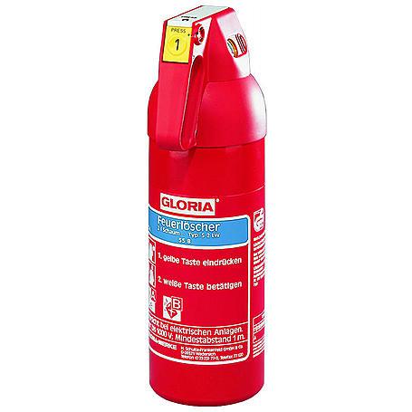 GLORIA 4x Rauchmelder RWM-10 + 1x Schaumlöscher