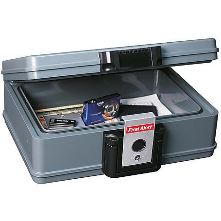 GLORIA 3x Rauchmelder RWM-10 + 1x Dokumentenbox A4
