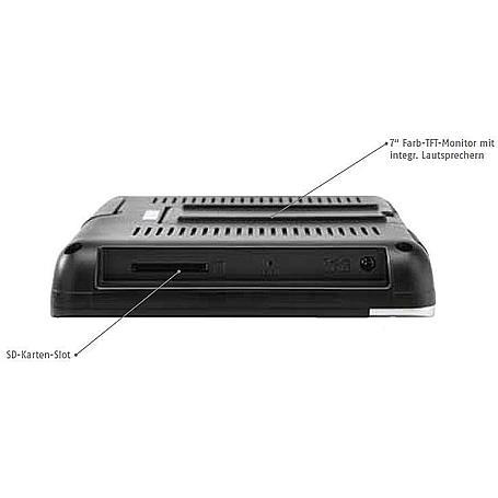 Abus Video-Set TVAC16001A mit 2 Funkcams + 32SD