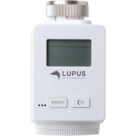 3er Set LUPUSEC XT2 Plus Heizkörperthermostat