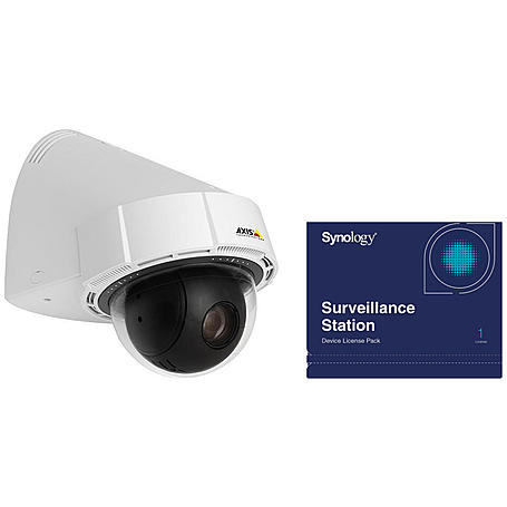 Axis IP-Kamera Set P5415-E + Lizenz