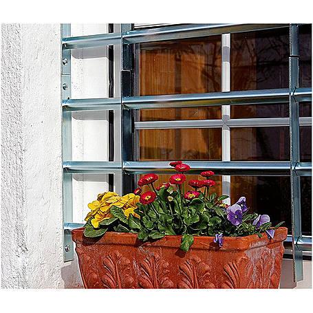 2er Fenstergitter Secorino Basic vz 700-1050x300