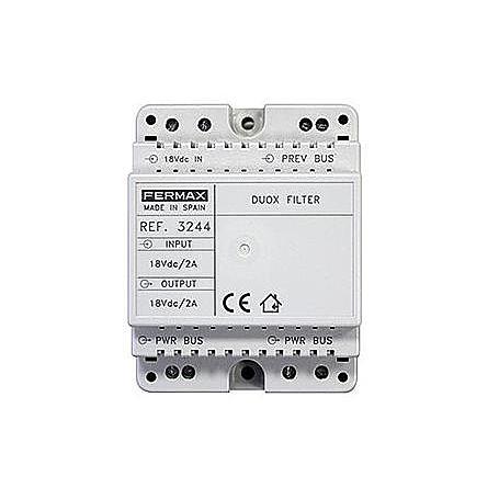 Fermax DUOX 4810 Installations-Set 18Vdc/12Vac/1,5