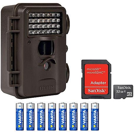 Dörr Snapshot Limited 8.0 Wildkamera-Set