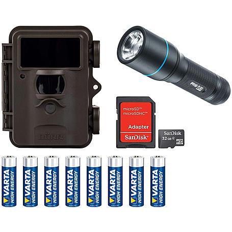 Dörr Snapshot Limited Black 8MP + PL80 + SDHC