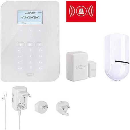 ABUS Secvest Touch Funkalarmanlagen-Set f. Wohnung