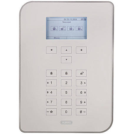 Abus Secvest Alarmzentrale + 1080p Mini-Domekamera