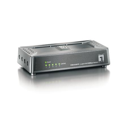 FSW-0508TX 5-Port Fast Ethernet Switch