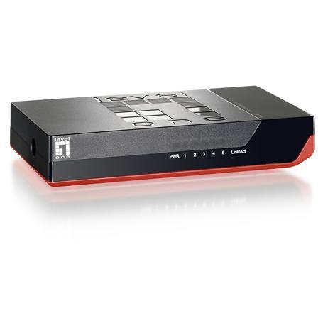 FSW-0511 5-Port Fast Ethernet Switch