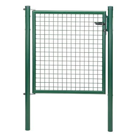 GAH Wellengitter Einzeltor grün 1020 x 2000 mm