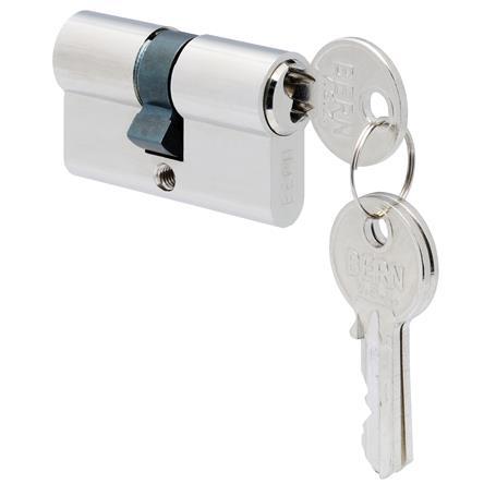 Profilzylinder mit zwei Schlüsseln vs