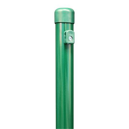 GAH Zaunpfosten, EBH, grün, Ø38mm 2165 mm
