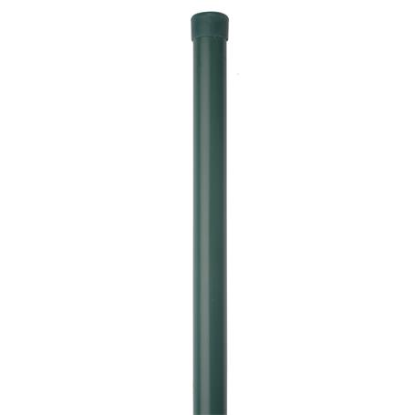 Fix-Clip Pro Zaunpfosten, EBH, grün Ø34mm 1225 mm