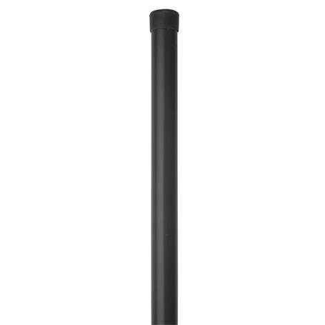Fix-Clip Pro Zaunpfosten, zE, anth-m Ø34mm 1225 mm