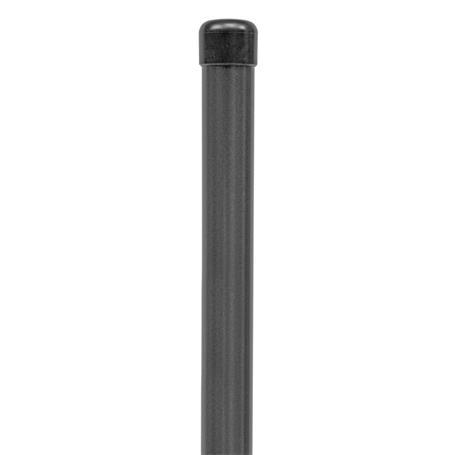 Fix-Clip Pro Zaunpfosten, zE, anth-m Ø34mm 2000 mm