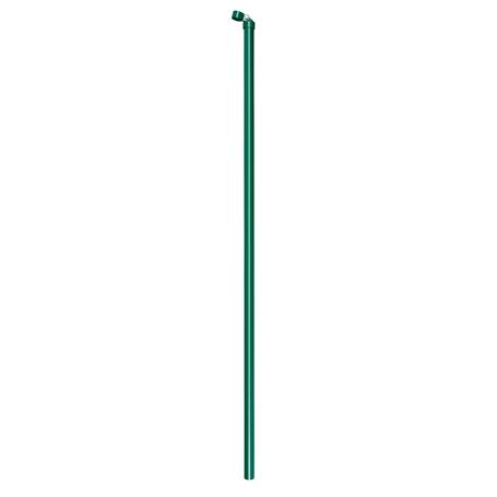 Strebe grün Ø34 mm, Schelle  Ø34 mm, 1150 mm