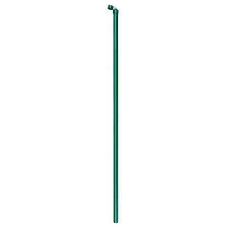 Strebe grün Ø34 mm, Schelle  Ø38 mm, 2250 mm