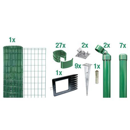 Fix-Clip Pro Set EBH, grün, hoch 810mm - 15m